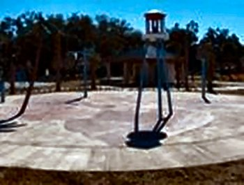 St Cloud, Florida - Lakefront Park Splash Pad