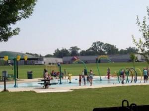 Lamar Park Splash Park