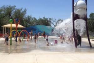 Hillcrest Park Spray Park