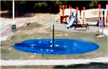 Small Splash Pad in Wilmington, Delaware